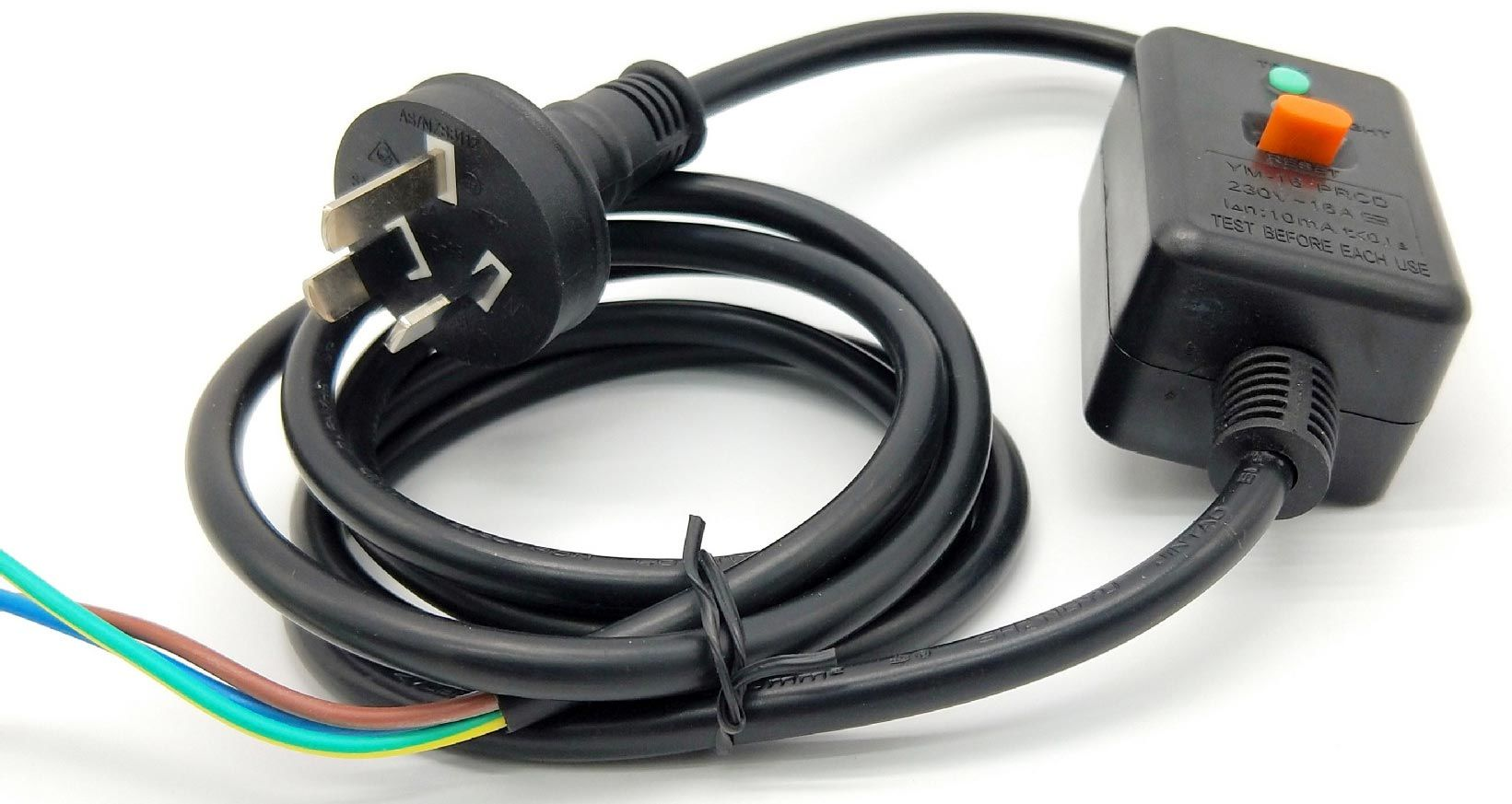 Wiring Power Plug Australia Ac Cords Supply Cord Mains With Gfci