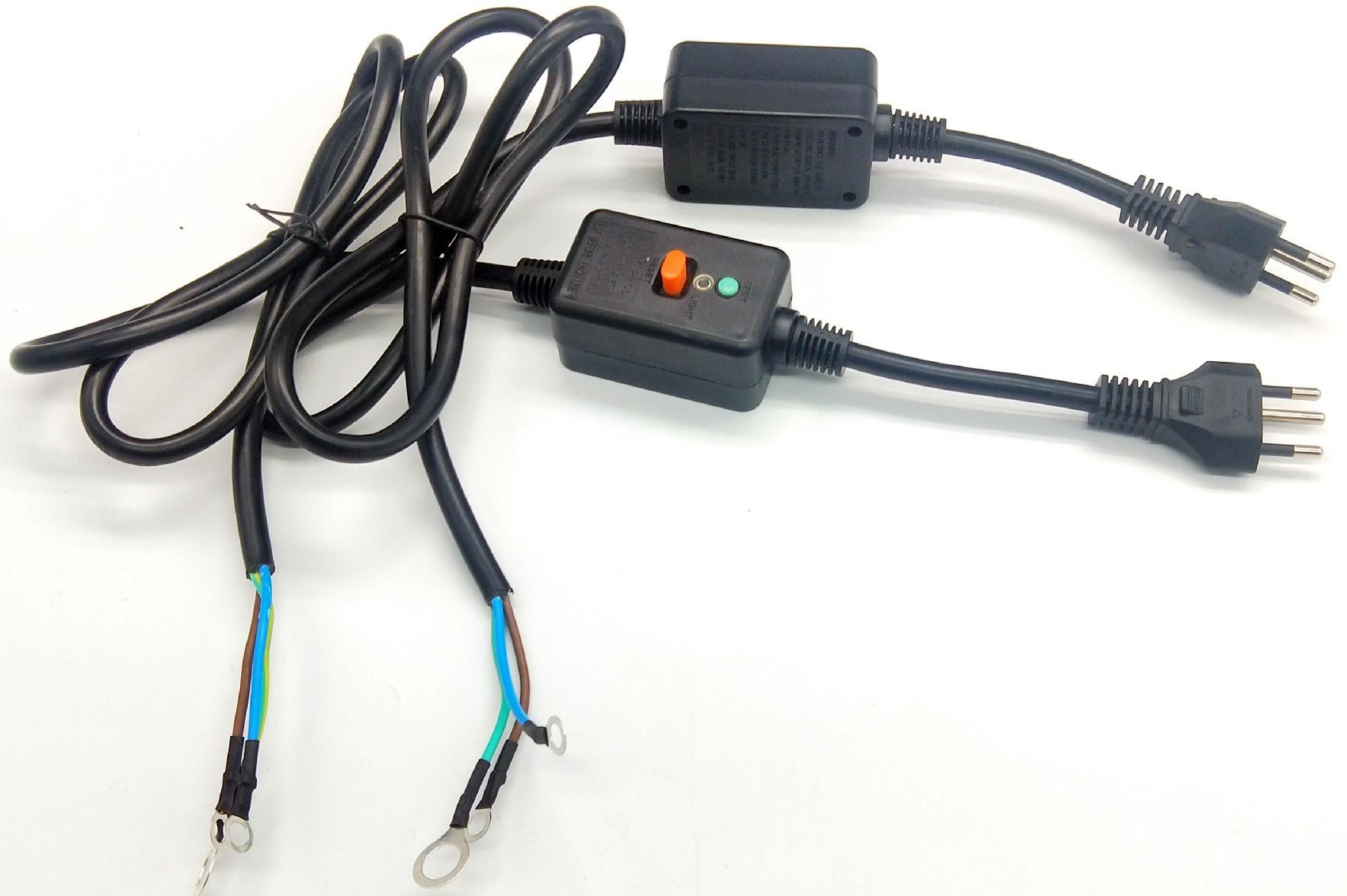 Brazil Power Cord Nbr 14136 Uc Type N Plug South American Inmetro Wiring C13 Connector C15 Computer Socket Iec Ac With Inline Gfci