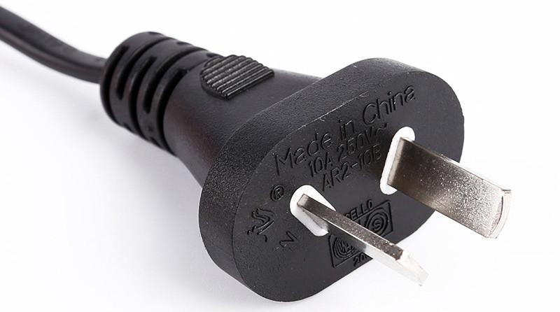 Argentina Lower Profile IRAM 2063 Power Cord