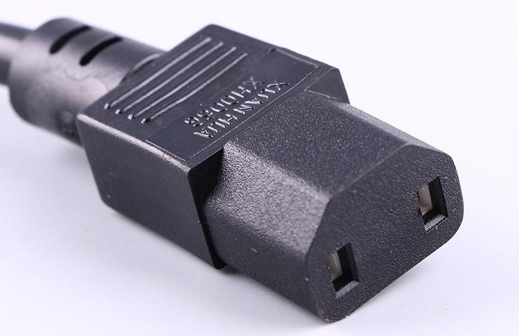 IEC 60320 C17 Connector