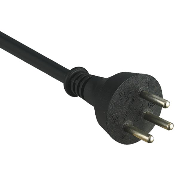 Israel Power Cord 16 Amp 3 Wire SI-32 Standard, Type H Plug AC Power ...