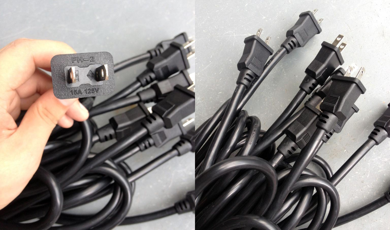 Japan power supply cord