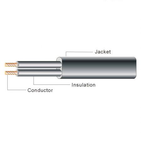 NISPT-1, NISPT-2 PVC Cable