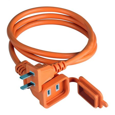 China Outdoor Extension Cord Single Outlet