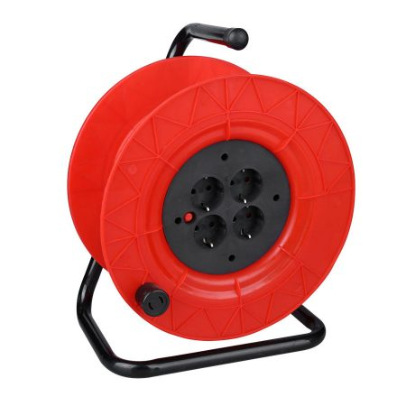 European cable reel