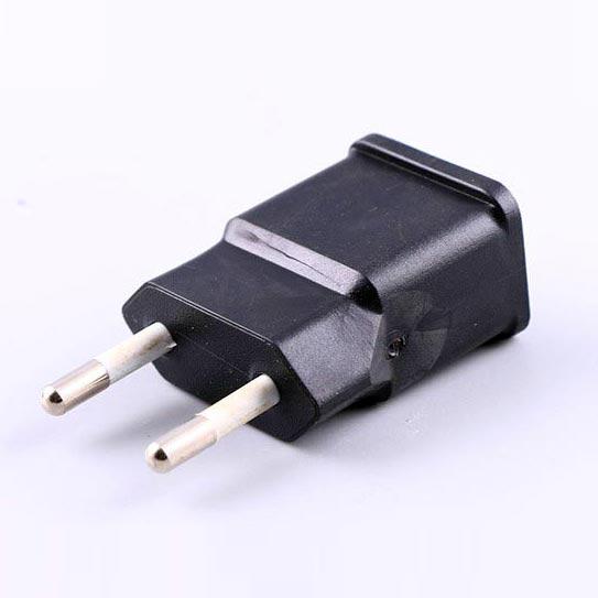 NEMA 1-15R Europe Plug Adapter