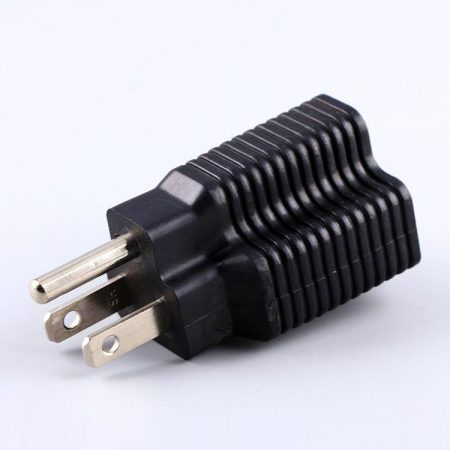 NEMA 5-20R to 15-Amp Plug Adapter