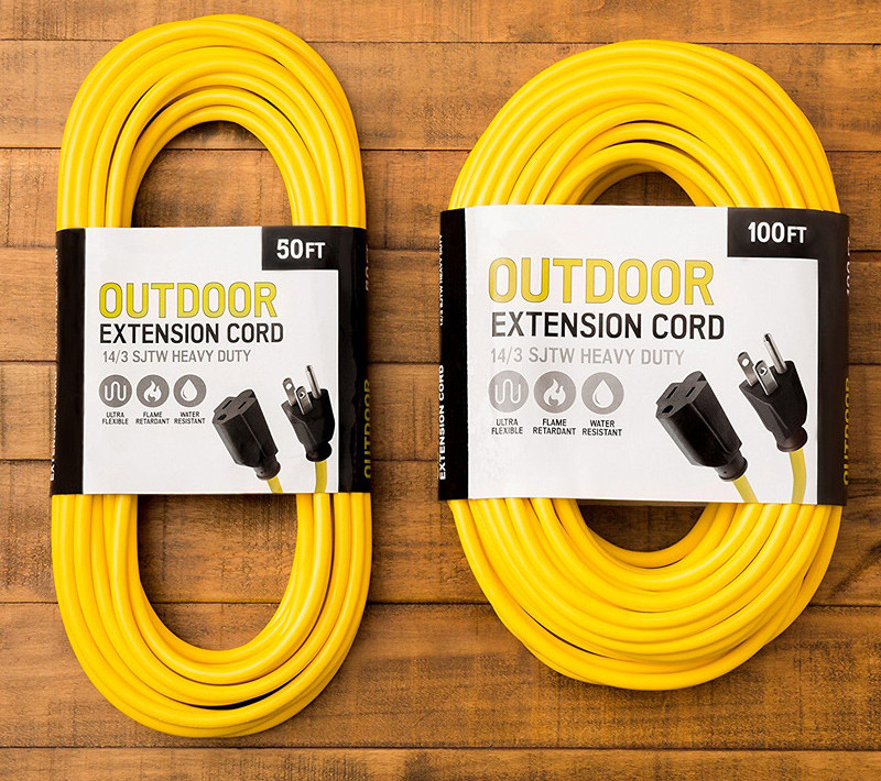 Indoor Outdoor Extension Cord Nema 5 15 15a 125v Custom