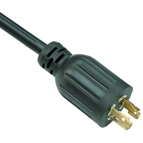 30A 125V-250V 4 Prong Receptacle Twist Lock Socket 30AMP Generator Locking Plug