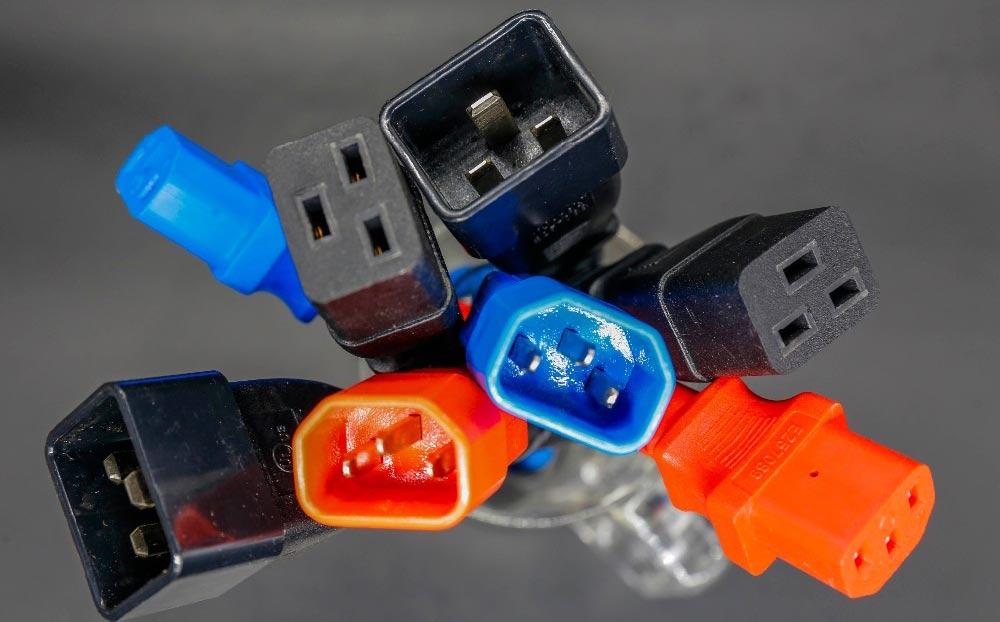 IEC 320 Appliance Power Cords