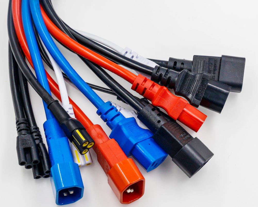 IEC 60320 Power Cables