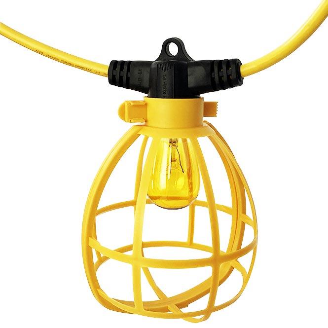 100 Ft Temporary Lighting String Lights